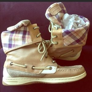 Sperry Topsider Boots